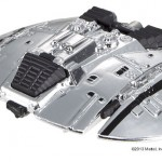 Le Cylon Raider Battlestar Galactica une exclue Hot Wheels pour le SDCC