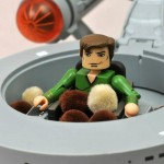 Star Trek Minimates : Les Tribbles attaquent l'Enterprise !