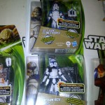 Star Wars The Clone Wars : les figs TCW 2013 sont aussi chez Auchan