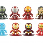 Iron Man 3 : les Micro Muggs Hasbro