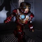 Iron Man 3, la Mark XVII  chez minimates