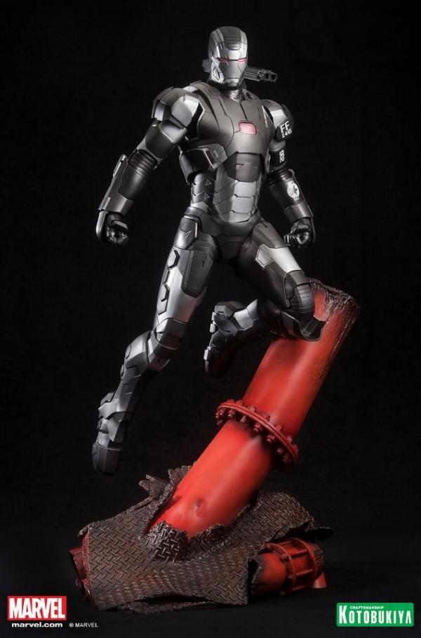 Iron Man 3 War Machine ARTFX statue kotobukiya