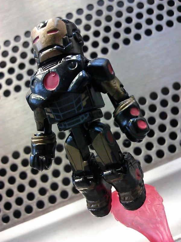 Marvel NOW Iron Man serie-16 minimates
