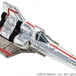 Battlestar Galactica le Viper sera également disponible au SDCC