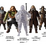 The Hobbit de nouvelles figurines 10 et 15cm