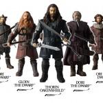 The Hobbit : de nouvelles figurines 10 et 15cm