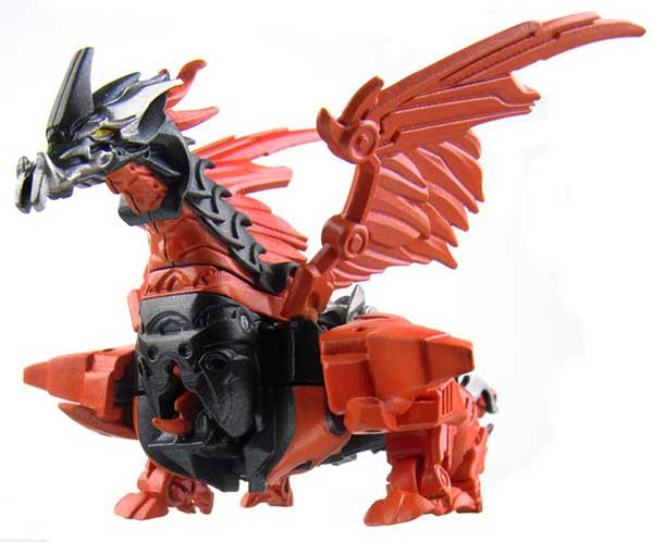 Transformers Prime Beast Hunters Cyberverse Commander Class Predaking (Beast Mode)