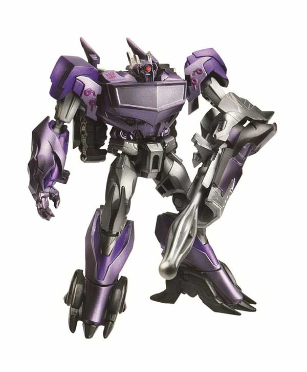 Transformers Prime Beast Hunters Cyberverse Commander Class Shockwave (Robot Mode)