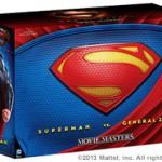 Un pack Man of Steel chez Mattel pour le SDCC