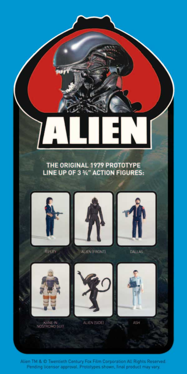alien super7 Reaction vintage