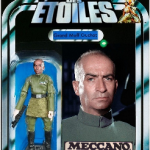 Une figurine vintage Star Wars Louis de Funs pour les 30 ans de la mort de l'acteur