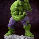 Kotobukiya : Marvel Comics Hulk Classic Avengers Fine Art Statue