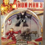 Iron Man 3 : Playskool Superhero Squad