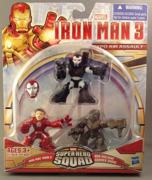 im3 super hero squad expo air assault