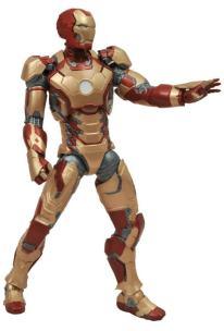 iron man 3 marvel select mk42  1