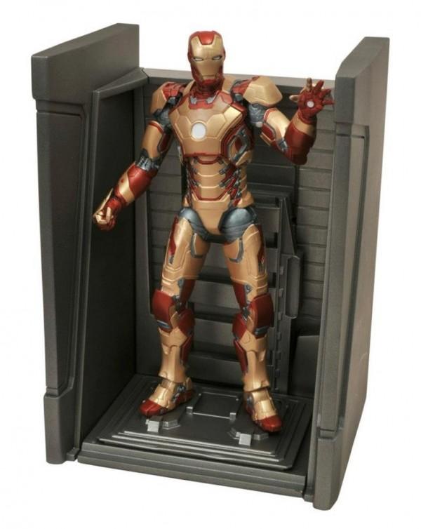 iron man 3 marvel select mk42 2