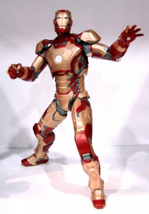 iron man 3 marvel select mk42 4