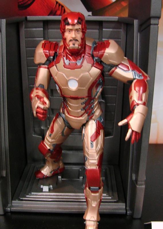 iron man 3 marvel select mk42 5