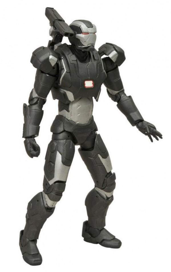 iron man 3 marvel select war machine 1