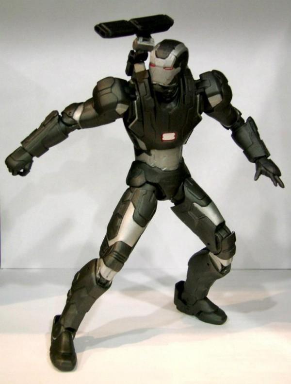 iron man 3 marvel select war machine  3