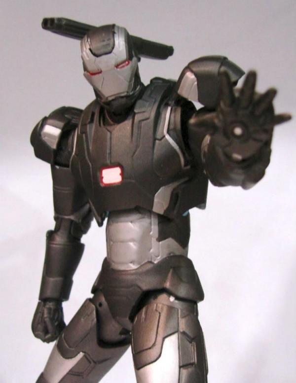 iron man 3 marvel select war machine  4