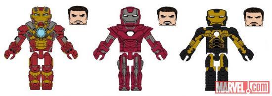iron man 3 minimates toys r us