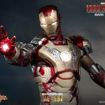 Hot Toys : Iron Man Mark XLII