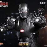 Iron Man 3 : Hot Toys rvle son War Machine Mk2