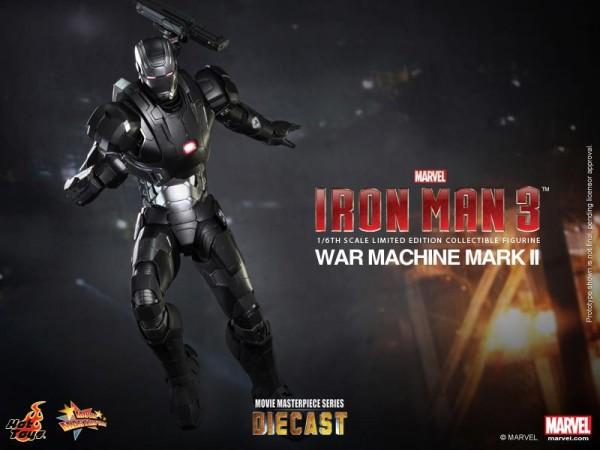 iron man hot toys war wachine mk II 8
