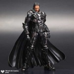 Man Of Steel : les figurines de Superman et de Zod par Play Art Kai