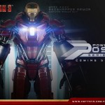 Iron Man 3 : Hot Toys rvle trois nouvelles armures
