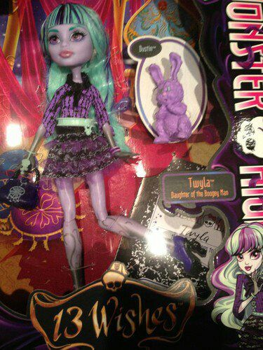 monster high 13wishes
