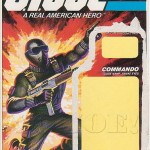 G.I. Joe : retour sur les card arts vintage