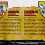 MOTUC traduction fr des bio de Stonedar et Rokkon 
