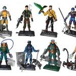 Club G.I. Joe : les figurines de la souscription dévoilées