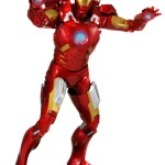 NECA : Les images du Iron Man chelle 1/4