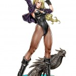 Une bishoujo de Black Canary