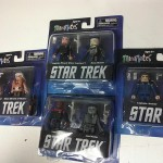 Star Trek Minimates : packaging de la série 1