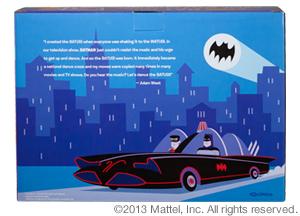 BATMAN Classic TV Series Batman Batusi Batman