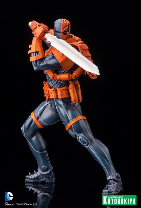 DC Comics Deathstroke New 52 ARTFX Statue Kotobukiya