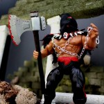 Grym The Executioner la nouvelle figurine ROTU