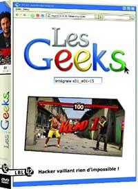 DVD les geeks