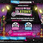 Monster High 13 story : imaginez votre épisode !