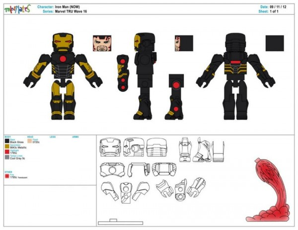 Marvel Minimates Series TRU 16 13