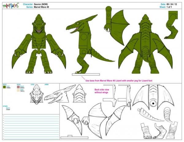 Marvel Minimates Series TRU 16 15