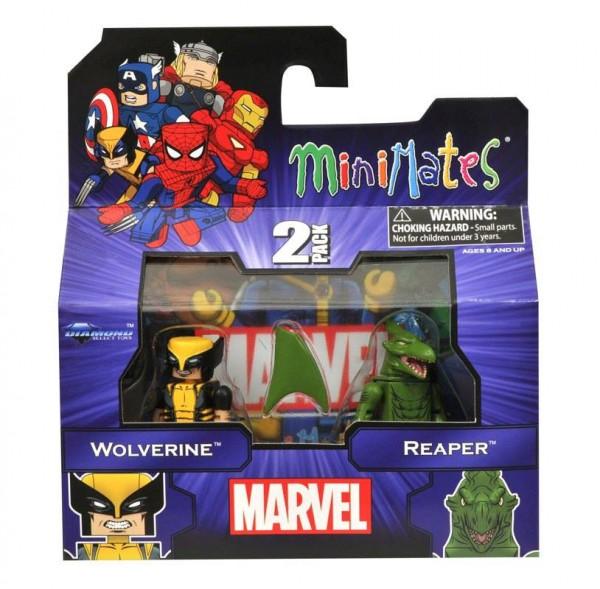 Marvel Minimates Series TRU 16 4