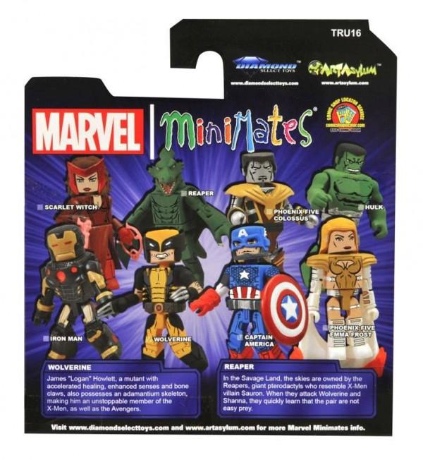 Marvel Minimates Series TRU 16 7