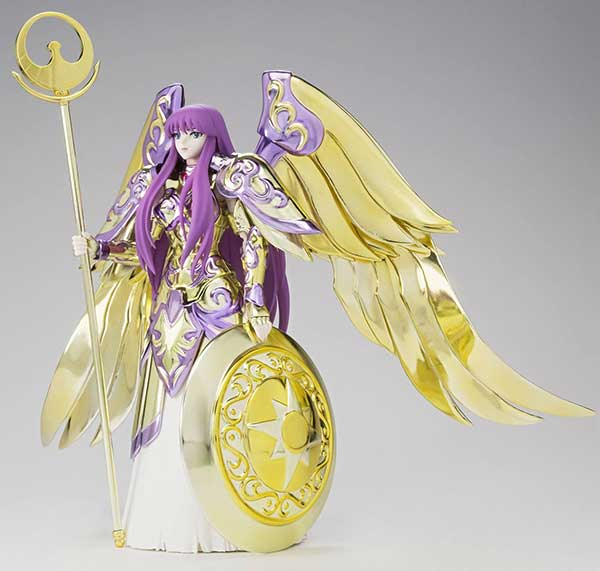 Myth Cloth Athena God Cloth 10th Anniversary Edition Bandai