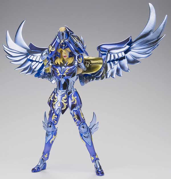 Myth Cloth Cygnus Hyoga God Cloth 10th Anniversary Edition Bandai