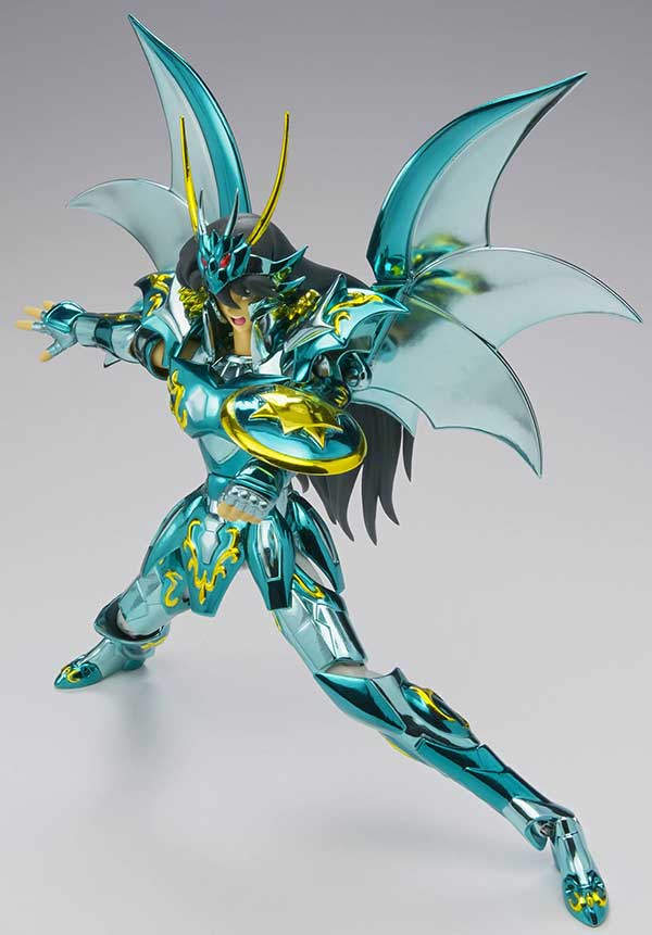 Myth Cloth Dragon Shiryu God Cloth 10th Anniversary Edition Bandai